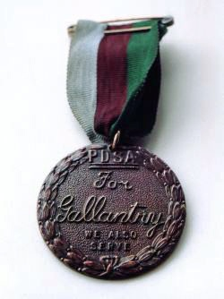 The Dickin Medal
