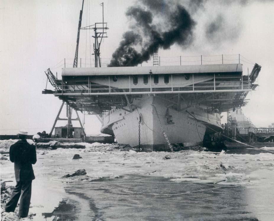 SS Greater Buffalo conversion